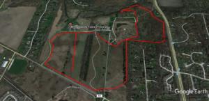 2018 BIG HEART 5k Run Course at LeRoy Oaks